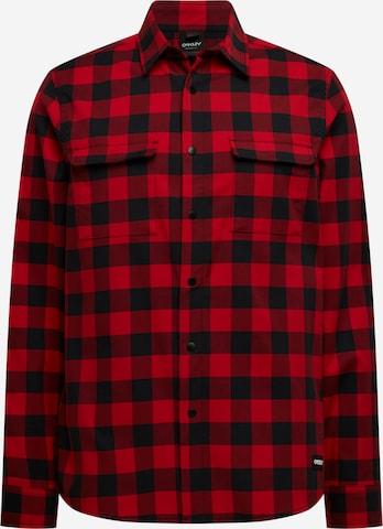 OAKLEY Funktsionaalne särk, värv punane