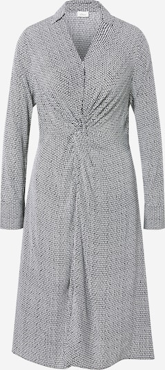 Rochie tip bluză s.Oliver BLACK LABEL pe negru / alb, Vizualizare produs