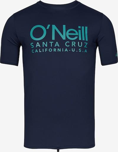 O'NEILL T-Shirt 'Cali' in marine / türkis, Produktansicht