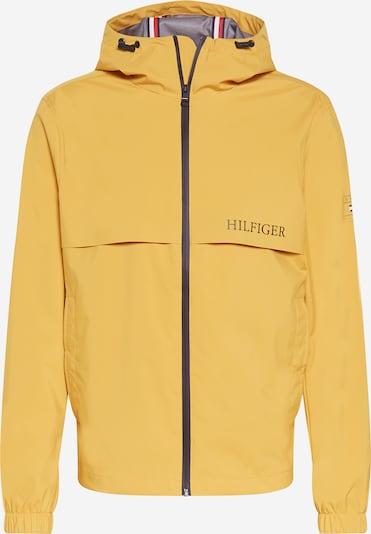 TOMMY HILFIGER Jacke in gelb / schwarz, Produktansicht