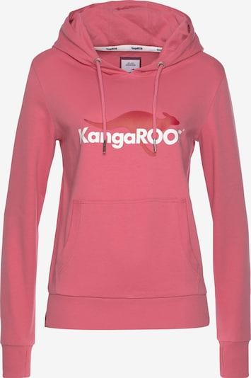 KangaROOS Sweatshirt in Raspberry / Red / White, Item view