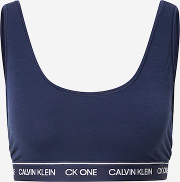 Calvin Klein Underwear BH i blå
