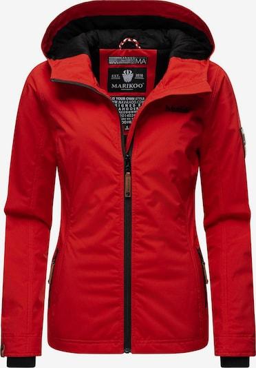 MARIKOO Jacke in rot, Produktansicht