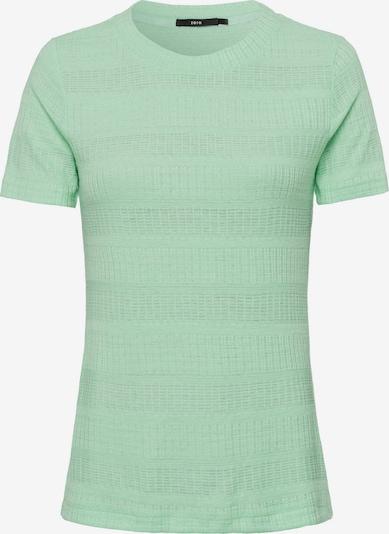 zero Shirt in mint, Produktansicht