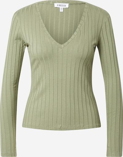 EDITED Shirt 'Elin' in grün, Produktansicht