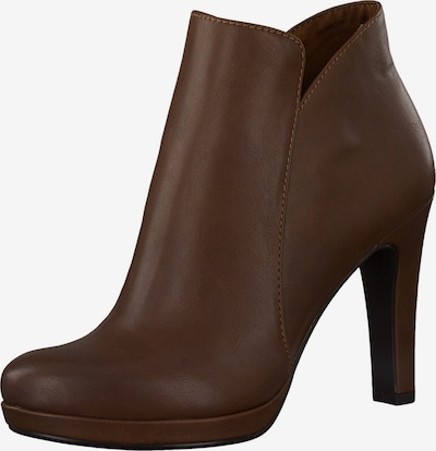 TAMARIS Ankle boots in cognac, Item view