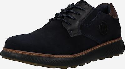 Sportinio stiliaus batai su raišteliais iš bugatti, spalva – tamsiai mėlyna / tamsiai ruda, Prekių apžvalga