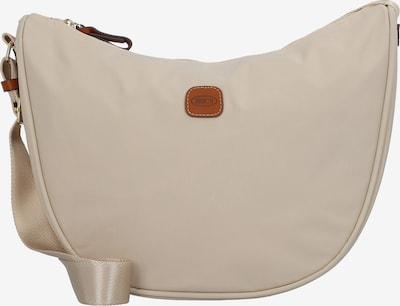 Bric's Umhängetasche 'X-Bag' in beige / braun, Produktansicht