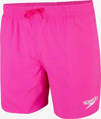 SPEEDO Maillot de bain de sport en rose, Vue avec produit