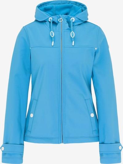 DreiMaster Maritim Jacke in neonblau, Produktansicht