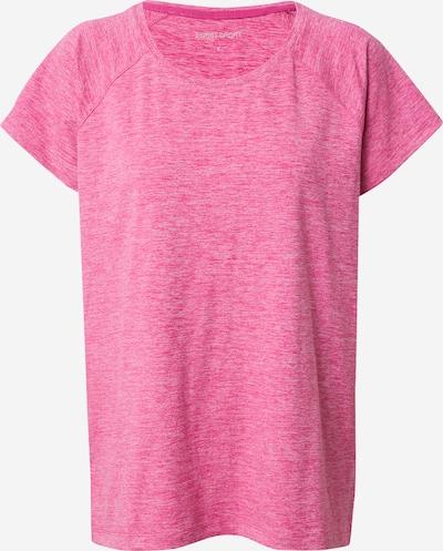 ESPRIT SPORT Sportshirt in pinkmeliert, Produktansicht