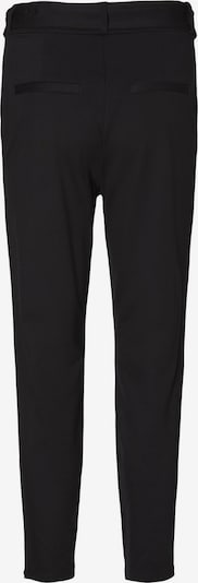 VERO MODA Pleat-front trousers in black, Item view