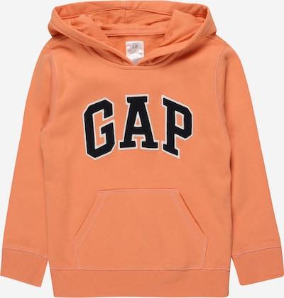 Bluză de molton GAP pe portocaliu / negru / alb, Vizualizare produs