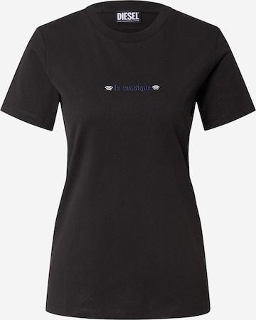 DIESEL Shirt in Black
