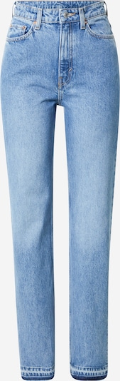 WEEKDAY Jeans in blue denim, Produktansicht