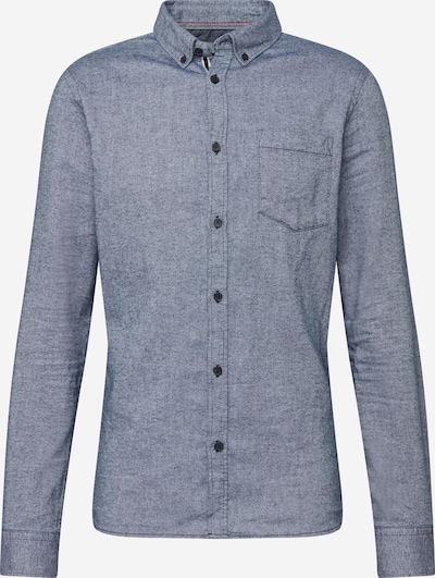 !Solid Skjorte 'Arvid' i mørkeblå: Frontvisning