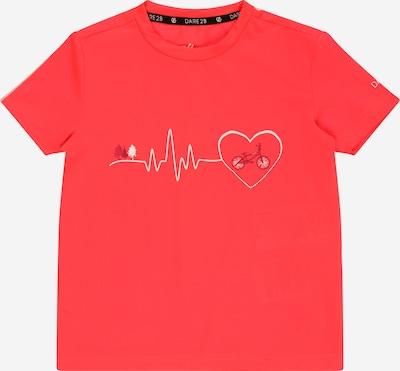 DARE2B T-Shirt 'Rightful' in pitaya / weiß, Produktansicht
