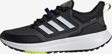 melns ADIDAS PERFORMANCE Skriešanas apavi 'EQ21'