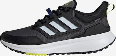 ADIDAS PERFORMANCE Chaussure de course 'EQ21' en gris / noir / blanc, Vue avec produit