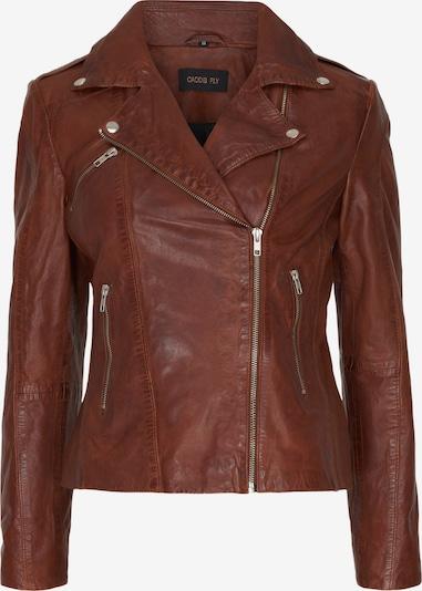 CaddisFly Between-Season Jacket 'Sara' in Brown, Item view