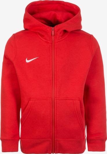 NIKE Sportief sweatvest 'FLC Club19' in de kleur Rood, Productweergave