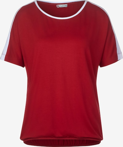 STREET ONE T-Shirt in rot, Produktansicht