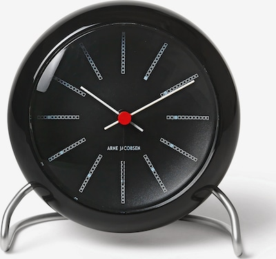 Arne Jacobsen Arne Jacobsen Unisex-Uhren Analog Quarz ' ' in schwarz, Produktansicht