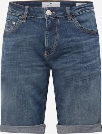 TOM TAILOR Jeans 'Josh' in Blau