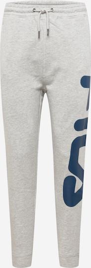 FILA Hose 'Pure' in dunkelblau / graumeliert, Produktansicht