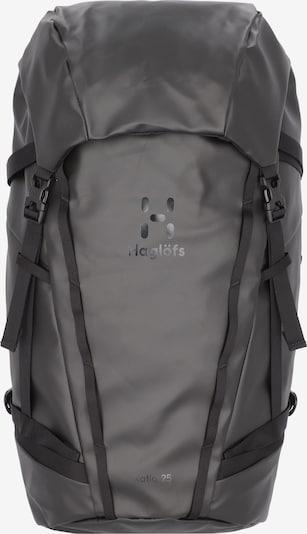 Haglöfs Rucksack 'Katla' in schwarz, Produktansicht