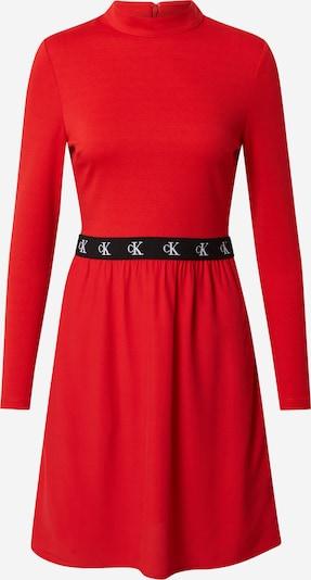 Suknelė iš Calvin Klein Jeans , spalva - raudona / juoda, Prekių apžvalga