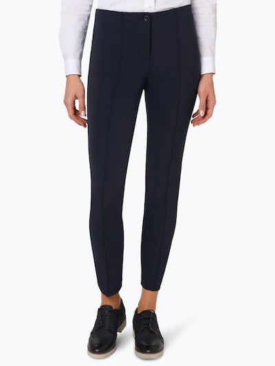 Cambio Pants in Dark blue, View model