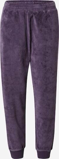 Carhartt WIP Pantalon 'Silverton' en prune, Vue avec produit