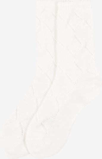 FALKE Sukat 'Argyle' värissä valkoinen, Tuotenäkymä