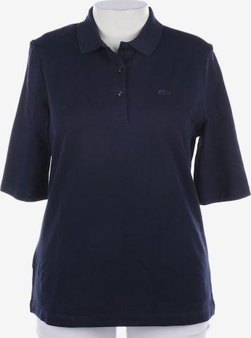 LACOSTE Top & Shirt in XXL in Blue