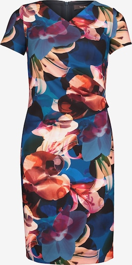 Vera Mont Cocktailjurk in de kleur Gemengde kleuren, Productweergave