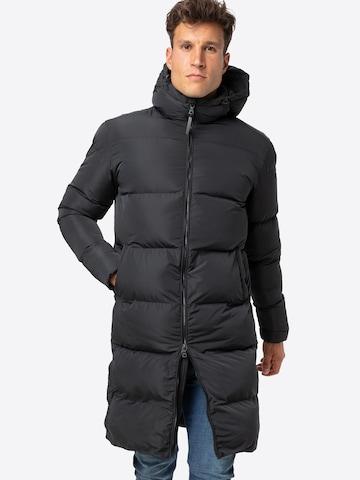 Cappotto invernale di Superdry in nero