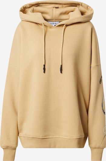 ABOUT YOU Limited Sweatshirt 'Kiki' by Swantje Paulina in beige, Produktansicht