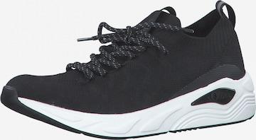 s.Oliver Platform trainers in Black