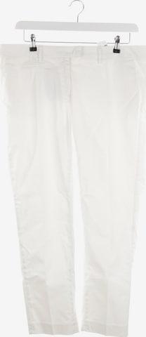 MASON'S Pants in XXL in White