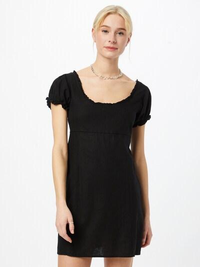 Cotton On Kleid 'LYDIA' in schwarz, Modelansicht