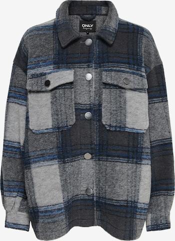 Only Petite Between-Season Jacket 'ANDREA' in Blue