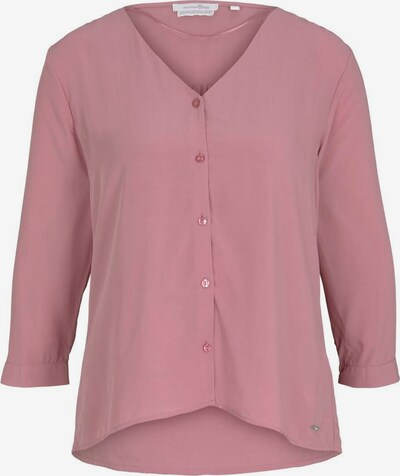 TOM TAILOR DENIM Bluse in pink, Produktansicht