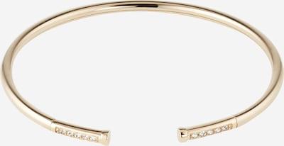 TOMMY HILFIGER Pulsera en oro / transparente, Vista del producto