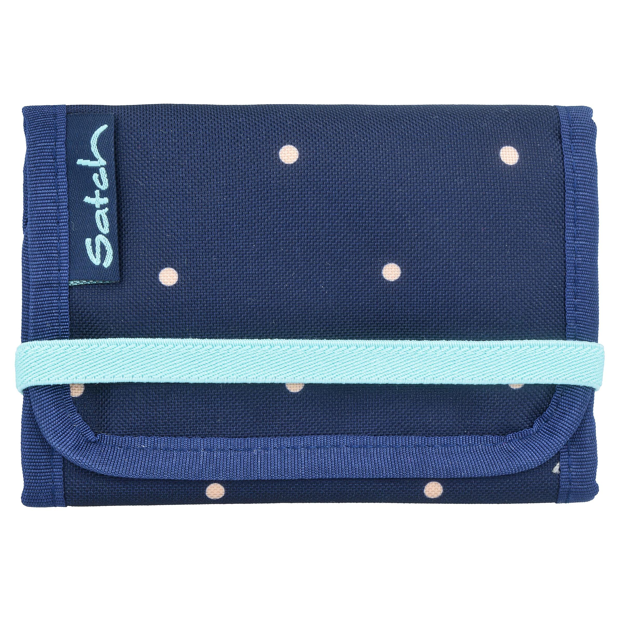 Satch Geldbörse in blau