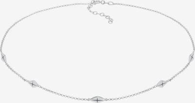 ELLI Halskette Choker, Geburtsstein in silber, Produktansicht