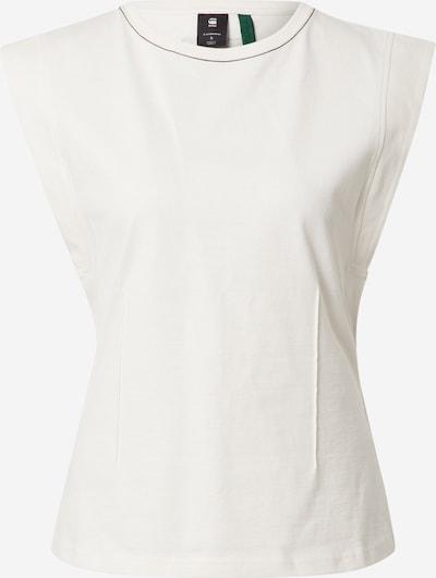 természetes fehér G-Star RAW Póló, Termék nézet