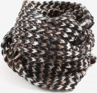 Key Largo Wollschal in One Size in braun / schwarz / weiß, Produktansicht