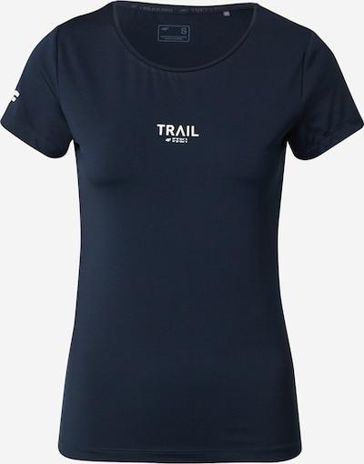 4F Функционална тениска в нейви синьо / бяло, Преглед на продукта