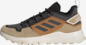 Chaussure basse adidas Terrex en marron